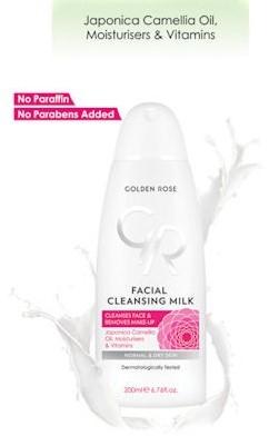 GR - Facial Cleansing Milk 200ml