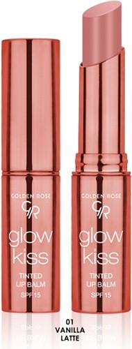 GR - Glow Kiss Tinted Lipbalm #01 Vanilla Latte