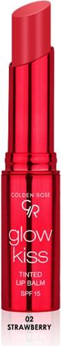 GR - Glow Kiss Tinted Lipbalm #02 Strawberry