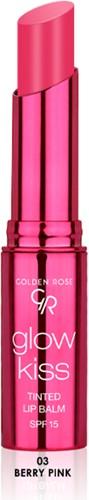 GR - Glow Kiss Tinted Lipbalm #03 Berry Pink