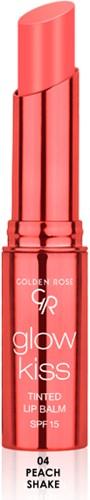 GR - Glow Kiss Tinted Lipbalm #04 Peach Shake