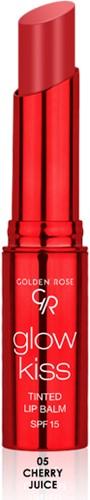 GR - Glow Kiss Tinted Lipbalm #05 Cherry Juice