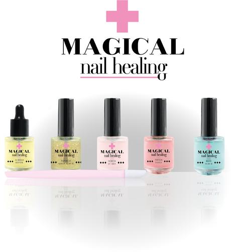 NP Magical Nail Healing Kit