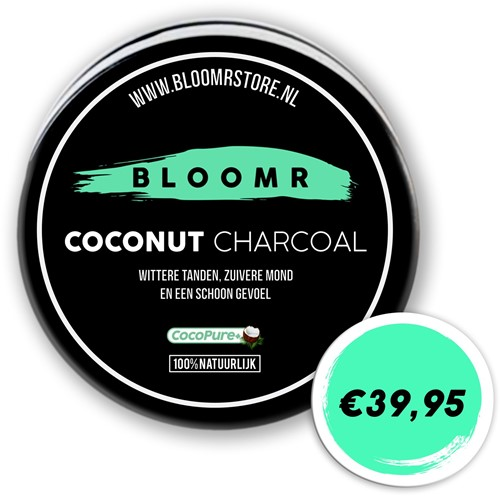 Bloomr - Charcoal