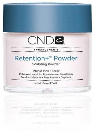 CND™ Retention+ Powder - Intense Pink 104 gr