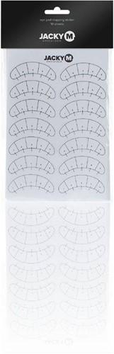 Jacky M Eye Pad Mapping Stickers 140 st