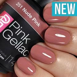Pink Gellac #251 Nude Pink