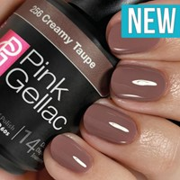 Pink Gellac #256 Creamy Taupe