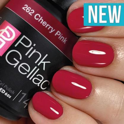 Pink Gellac #262 Cherry Pink