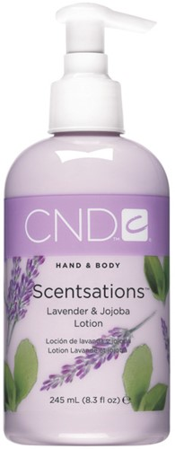 CND™ Scentsations Lotion - Lavender & Jojoba 245 ml