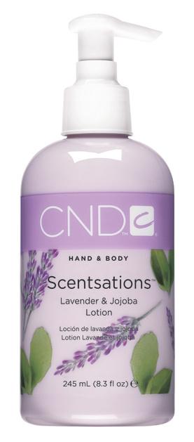 Afbeelding van CND ™ Scentsations Lotion - Lavender & Jojoba 245 ml