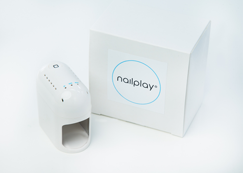 Nailplay 1 vinger LED lamp