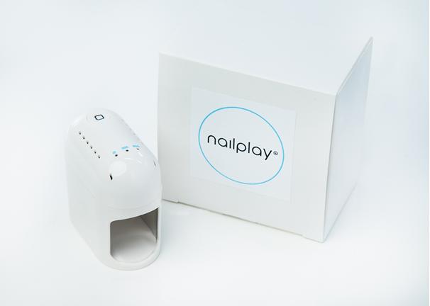 Afbeelding van Nailplay 1 vinger LED lamp