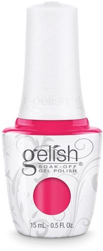 Gelish Gelpolish -  Don't Pansy Around