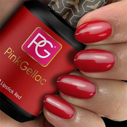 Afbeelding van Pink Gellac #109 Lipstick Red