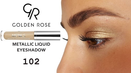 GR - Metallic Liquid Eyeshadow #102