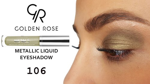 GR - Metallic Liquid Eyeshadow #106