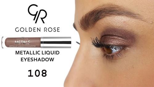 GR - Metallic Liquid Eyeshadow #108