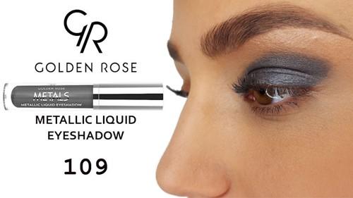 GR - Metallic Liquid Eyeshadow #109