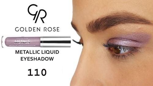 GR - Metallic Liquid Eyeshadow #110