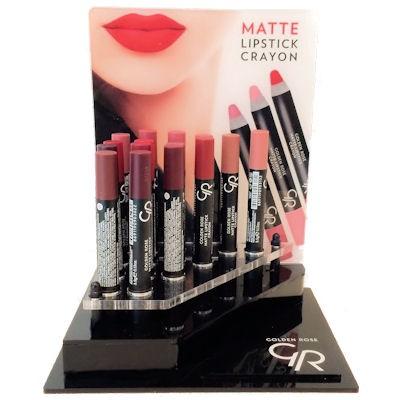 Afbeelding van GR - Crayon lipstick Display