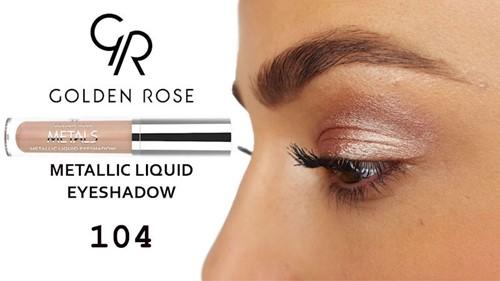GR - Metallic Liquid Eyeshadow #104