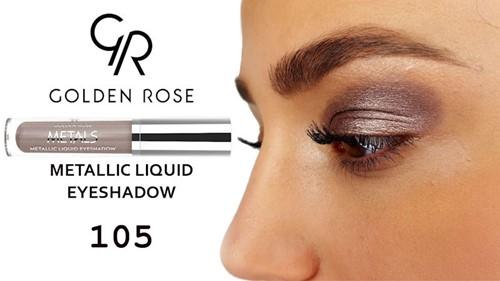 GR - Metallic Liquid Eyeshadow #105