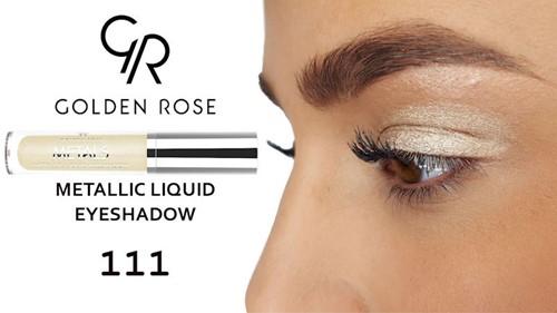 GR - Metallic Liquid Eyeshadow #111