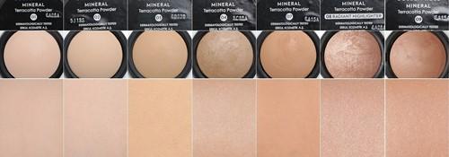 GR - Mineral Terracotta Powder #2-2