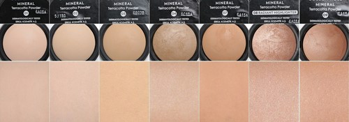 GR - Mineral Terracotta Powder #4-2