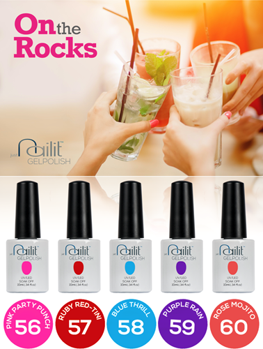 Nailit On the Rocks Collectionpack