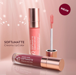 GR - Soft & Matte Creamy Lipcolor