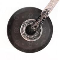 Pink Gellac #204 Diamond Silver-2