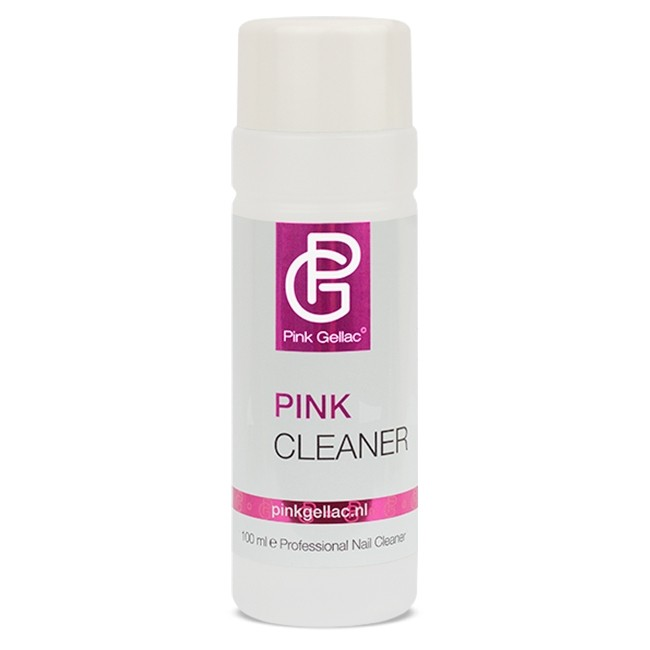 Afbeelding van Pink Gellac Nailcleaner 100 ml