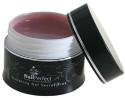 Nail Perfect Sculpting gel - Secret Pink