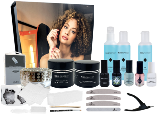 NP - Sculpting Gel Get Started Kit