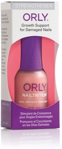 ORLY Nailtrition - Nagelverharder 18 ml