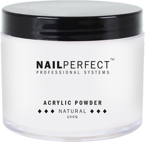 Nail Perfect Acryl Poeder - Natural 100 gr