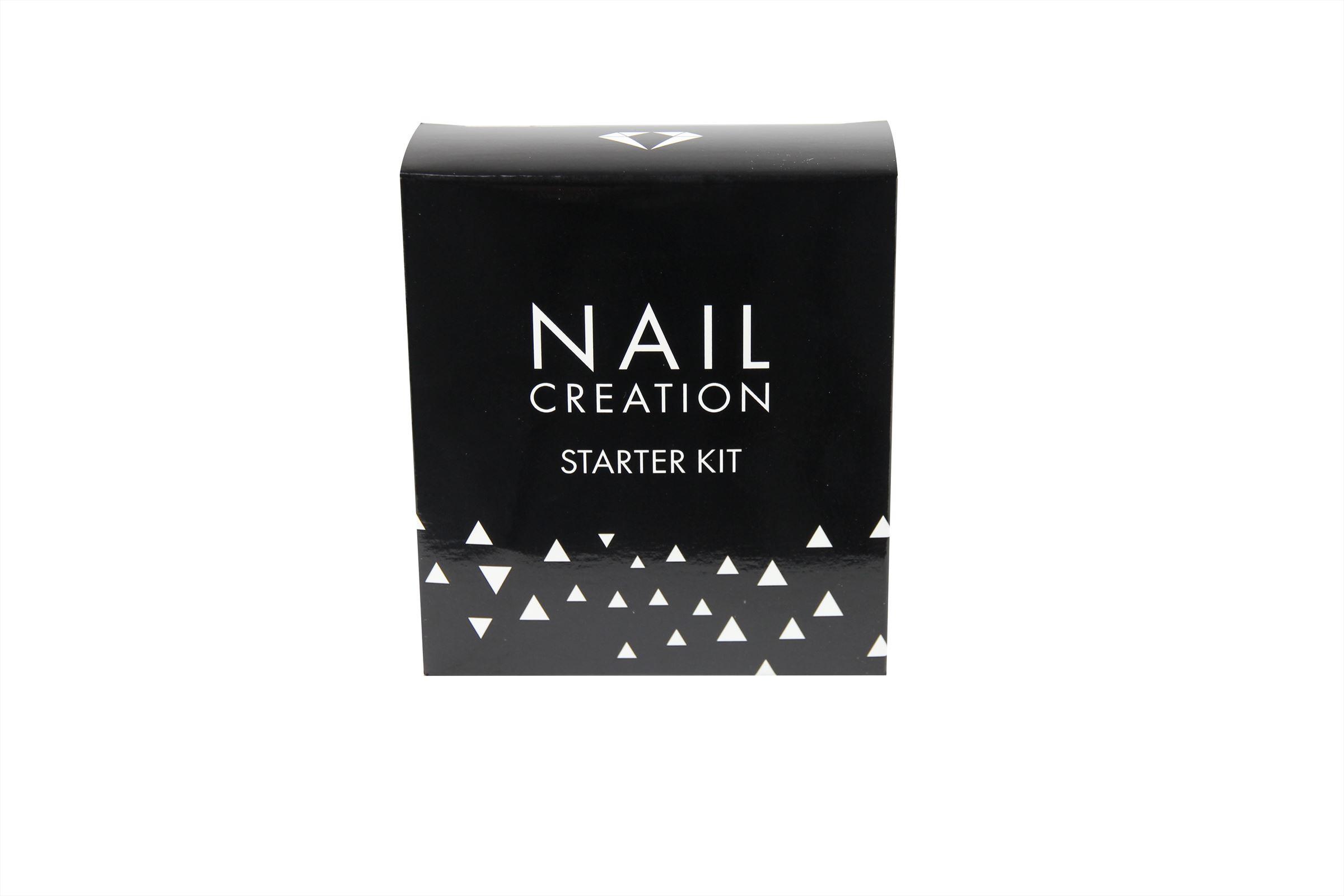 Afbeelding van Nail Creation - Platinum Acryl Testkit