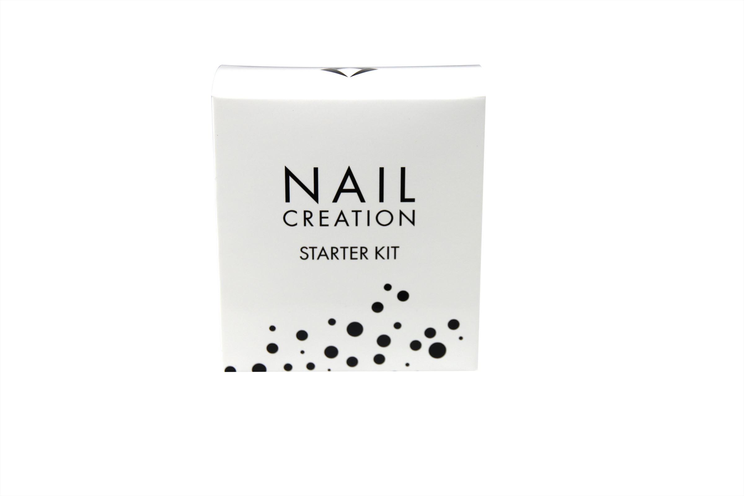 Afbeelding van Nail Creation - Fiber Gel Testkit