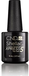 CND™ Shellac™ Xpress5™ Topcoat