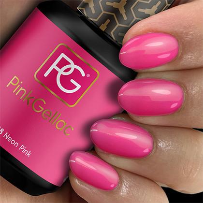 Afbeelding van Pink Gellac #138 Neon Pink