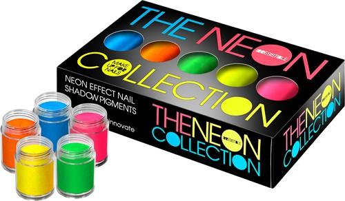 Lecenté Neon Pigment Collection