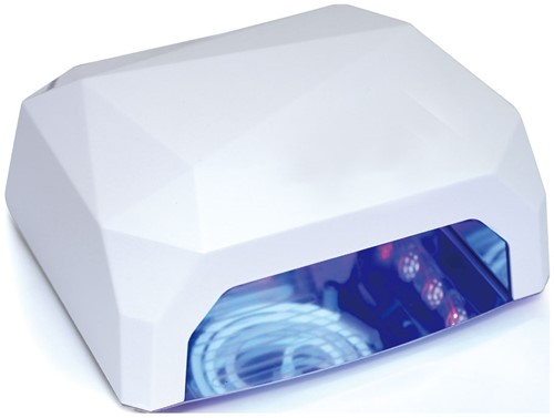 NL LED/UV Lamp CCFL BQE - Wit