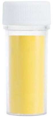 Nail Foils Yellow Matte 012