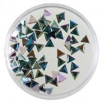 Strass steentjes - Driehoek