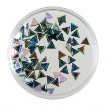 Afbeelding van Strass steentjes - Driehoek