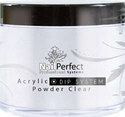 Nail Perfect - Acryl Dip Powder Clear 25gr
