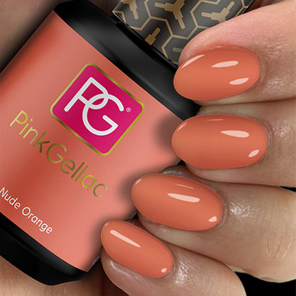 Afbeelding van Pink Gellac #106 Nude Orange