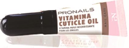 ProNails Vitamina Cuticle Oil 2ml